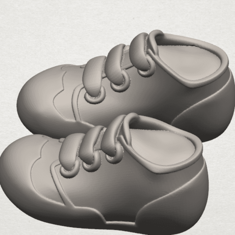 TDA0322 Shoe 01-Left and Right A04.png Download free STL file Shoe 01 • 3D printable design, GeorgesNikkei