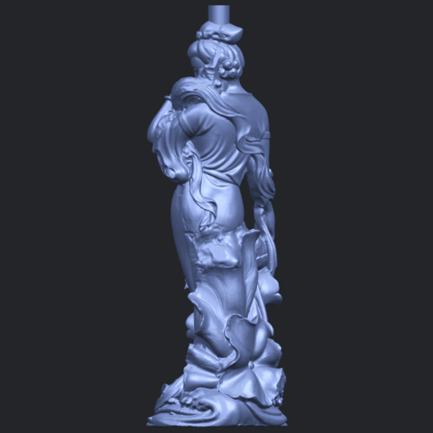 08_TDA0200_Asian_Girl_03_88mmB05.png Download free STL file Asian Girl 03 • 3D printable template, GeorgesNikkei