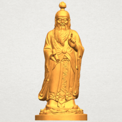 Download free 3D printing models Tai Shang Lao Jun, GeorgesNikkei