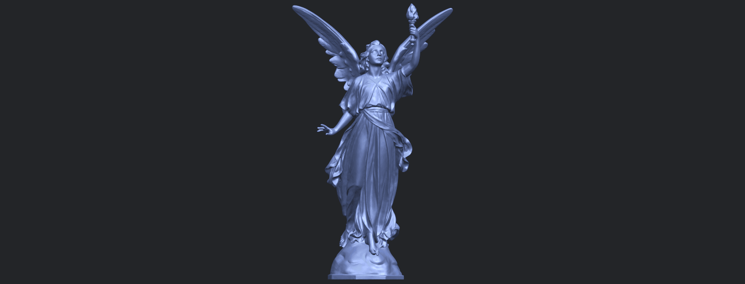 17_TDA0202_Statue_01_-88mmB01.png Download free STL file Statue 01 • Object to 3D print, GeorgesNikkei