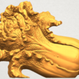 A01.png Download free STL file Vegetable - Fatt Choi 04 • 3D print template, GeorgesNikkei