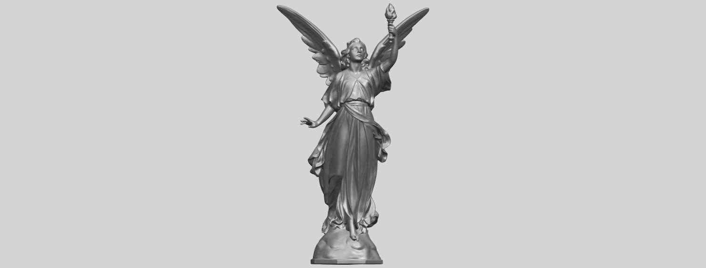 17_TDA0202_Statue_01_-88mmA01.png Télécharger fichier STL gratuit Statue 01 • Design à imprimer en 3D, GeorgesNikkei