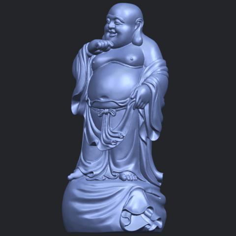 23_TDA0234_Metteyya_Buddha_08B02.png Download free STL file Metteyya Buddha 08 • 3D printing model, GeorgesNikkei