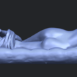 01_Naked_Body_Lying_on_Bed_ii_31mmB01.png Download free STL file Naked Girl - Lying on Bed 02 • Object to 3D print, GeorgesNikkei