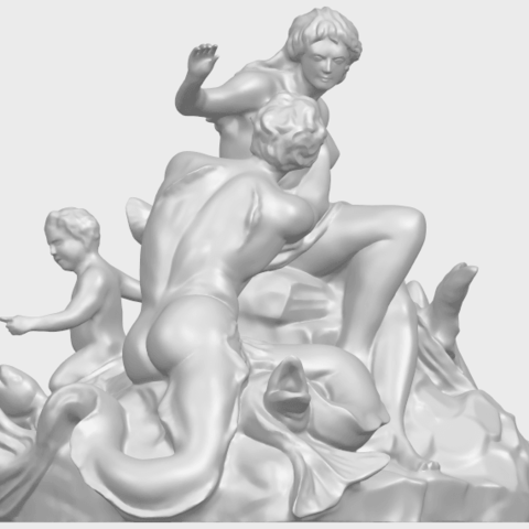 28_TDA0166_Naked_Couple_viA08.png Download free STL file  Naked Couple 06 • 3D printing object, GeorgesNikkei