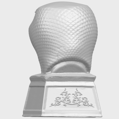 19_TDA0513_Chinese_Horoscope_of_Snake.02A06.png Download free STL file Chinese Horoscope of Snake 02 • 3D printer design, GeorgesNikkei