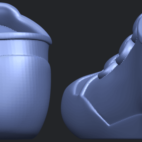 01_TDA0322_Shoe_01B06.png Download free STL file Shoe 01 • 3D printable design, GeorgesNikkei