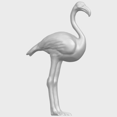 04_TDA0597_Flamingo_01A07.png Download free STL file Flamingo 01 • 3D printing model, GeorgesNikkei