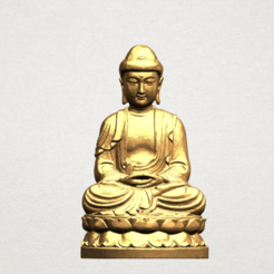 Download free 3D printer files Gautama Buddha, GeorgesNikkei