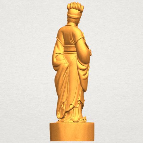 TDA0342 Zhu Ge Liang Kong Ming A05.png Télécharger fichier STL gratuit Zhu Ge Liang Kong Ming Kong Ming • Modèle imprimable en 3D, GeorgesNikkei