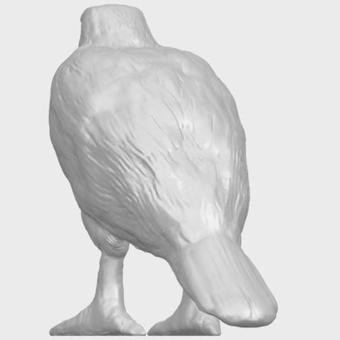 12_TDA0599_Eagle_02A03.png Download free STL file Eagle 02 • 3D printable design, GeorgesNikkei