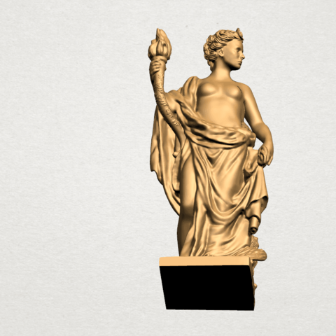 Artemis (i) - A09.png Download free STL file Artemis 01 • Template to 3D print, GeorgesNikkei