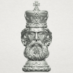 TDA0254 Chess-The King A01.png Download free STL file Chess-The King • 3D printer model, GeorgesNikkei