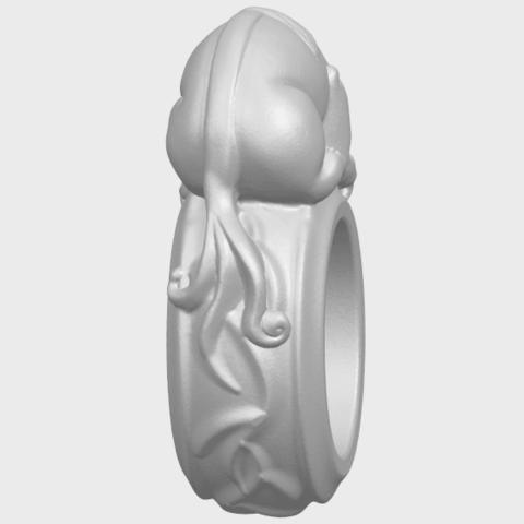 07_TDA0504_Pi_Xiu_RingA04.png Télécharger fichier STL gratuit Bague Pi Xiu Ring • Modèle à imprimer en 3D, GeorgesNikkei