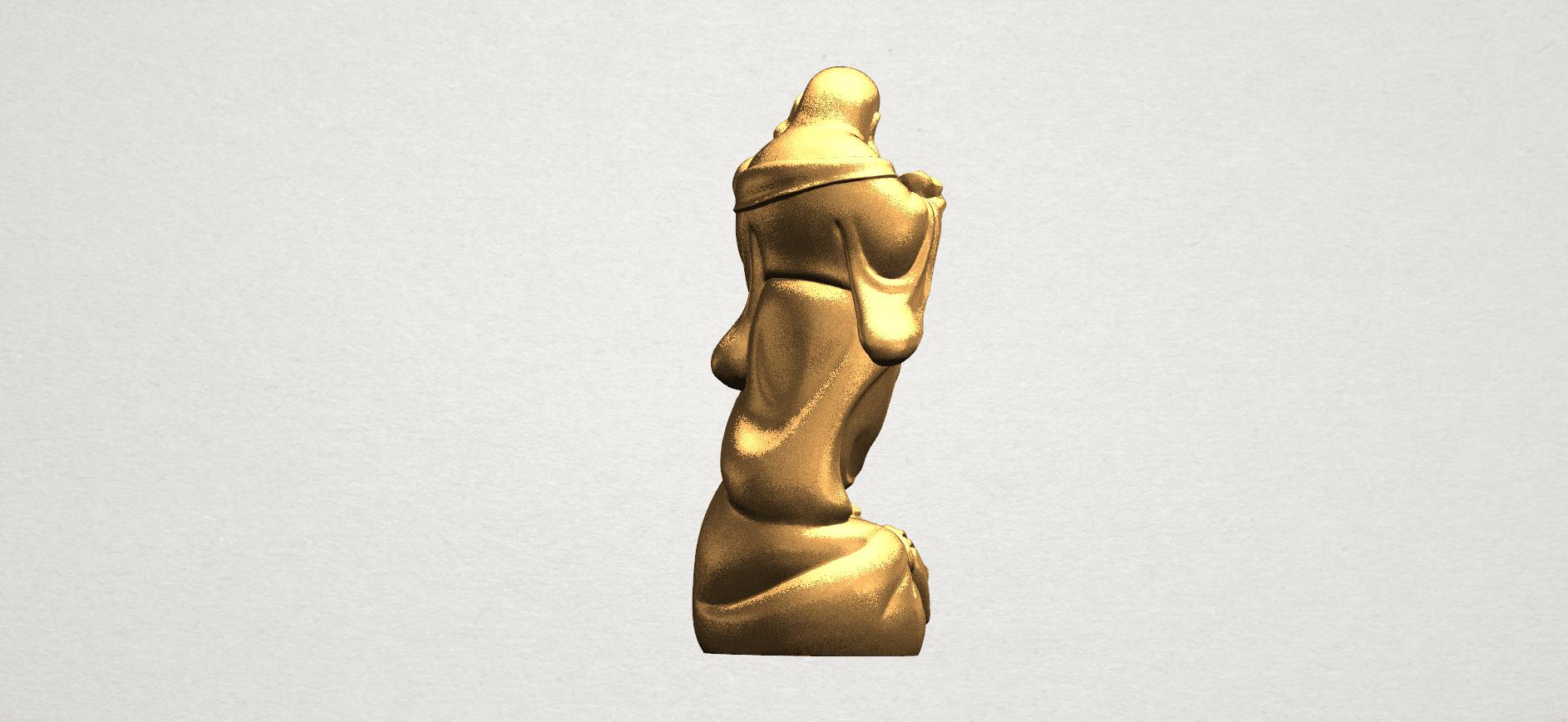 TDA0070 Metteyya Buddha 04 - 88mm - A06.png Download free STL file Metteyya Buddha 04 • 3D printable object, GeorgesNikkei
