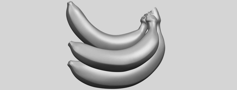 07_TDA0553_BananaA06.png Download free STL file Banana 01 • 3D printer design, GeorgesNikkei