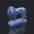 Free STL file Lion 03, GeorgesNikkei