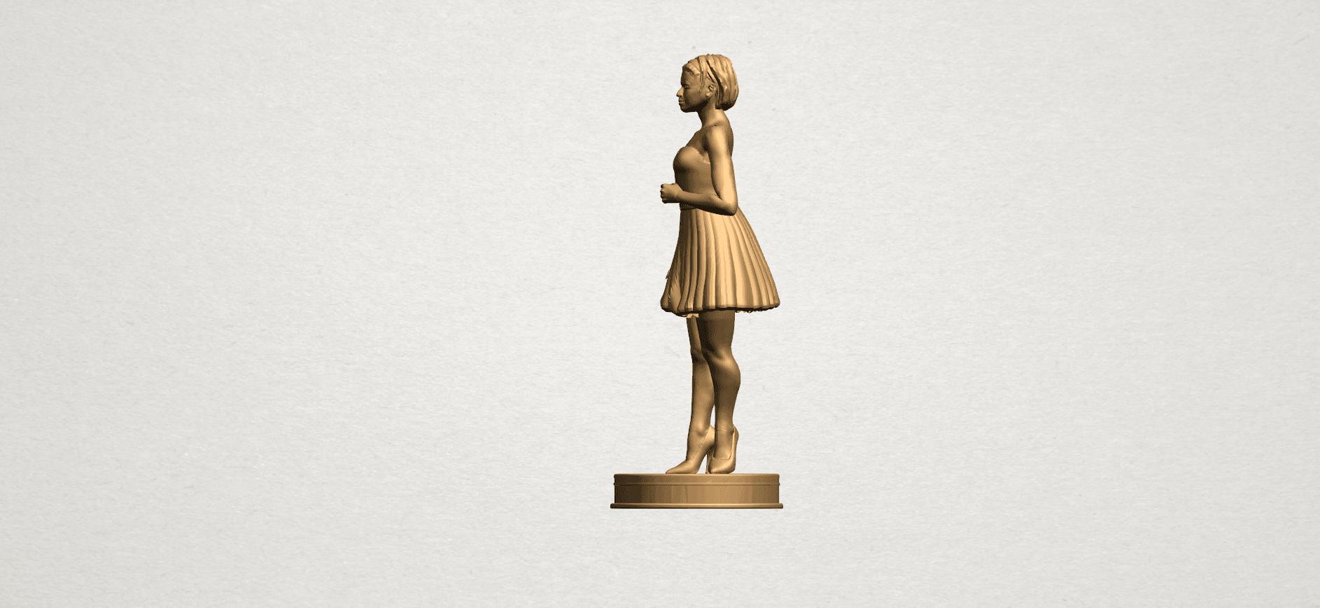Standing girl- B01.png Download free STL file Standing girl • 3D printer design, GeorgesNikkei