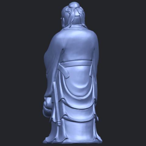 13_TDA0341_ConfuciusB06.png Download free STL file Confucius • 3D printable model, GeorgesNikkei