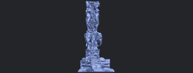 09_Thai_Elephant_Tower_80mm_-_A01B09.png Télécharger fichier STL gratuit Tour de l'éléphant thaïlandais • Modèle pour impression 3D, GeorgesNikkei