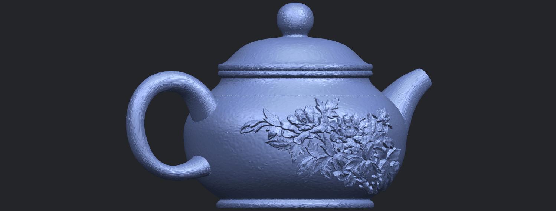 02_TDA0324_Tea_Pot_iiiB06.png Download free STL file Tea Pot 03 • 3D printing template, GeorgesNikkei