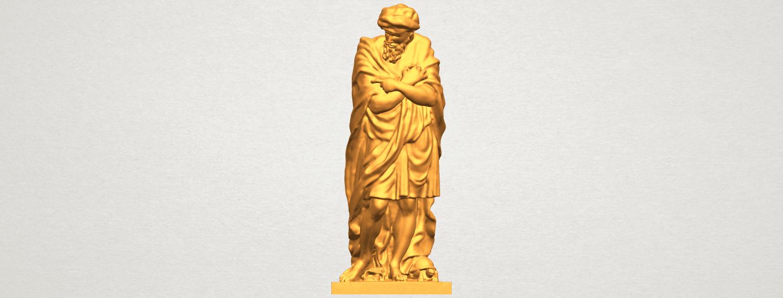 A01.png Télécharger fichier STL gratuit Sculpture - Hiver 02 • Design pour impression 3D, GeorgesNikkei