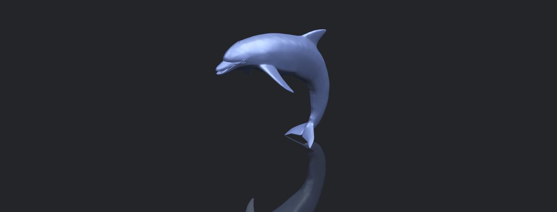 27_TDA0613_Dolphin_03B00-1.png Télécharger fichier STL gratuit Dauphin 03 • Objet pour impression 3D, GeorgesNikkei