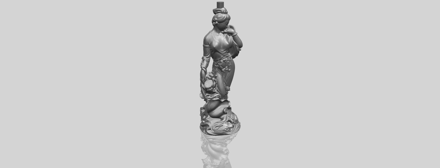 08_TDA0200_Asian_Girl_03_88mmA00-1.png Download free STL file Asian Girl 03 • 3D printable template, GeorgesNikkei