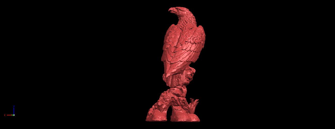 07.png Download free STL file Eagle 01 • 3D printing design, GeorgesNikkei