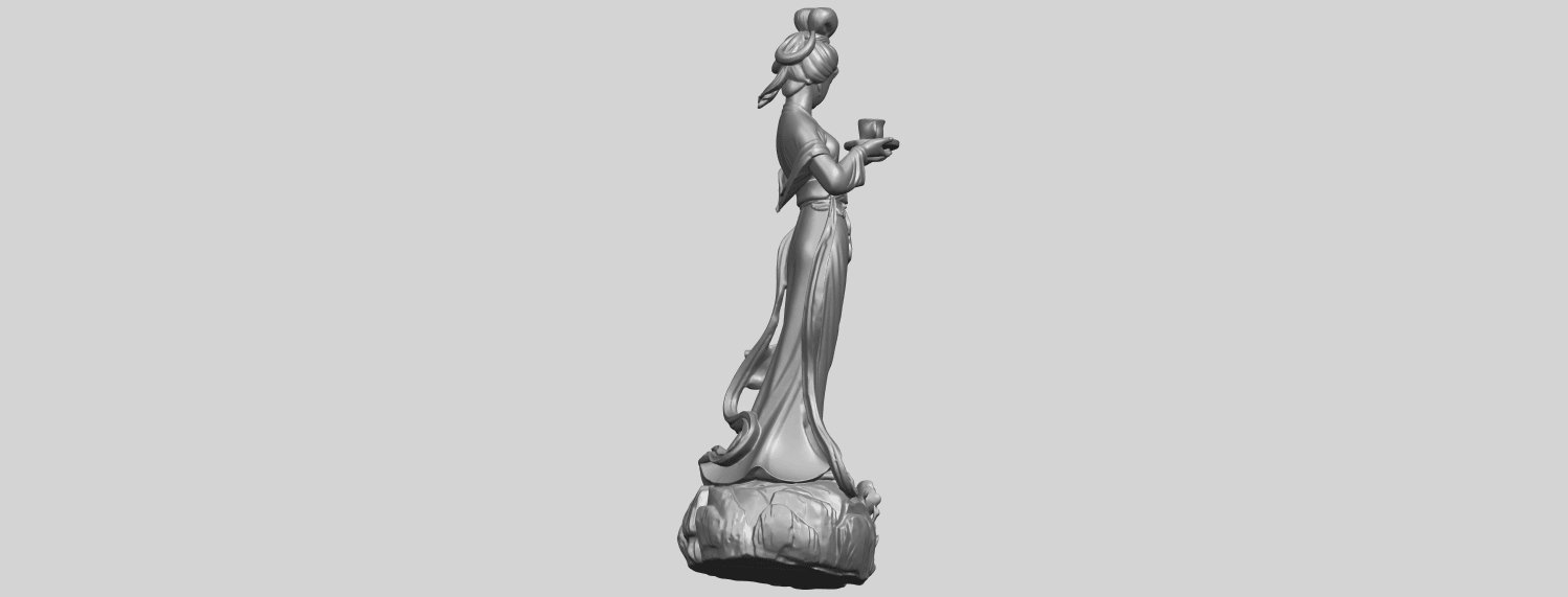 09_TDA0253_Fairy01A07.png Download free STL file Fairy 01 • 3D printer object, GeorgesNikkei