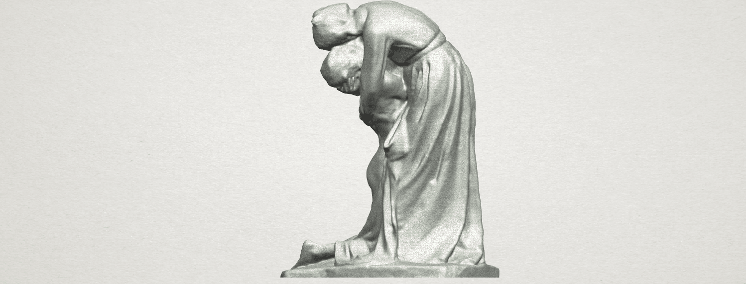 TDA0272 Forgive (rough) A03.png Download free STL file Forgive • 3D printing model, GeorgesNikkei