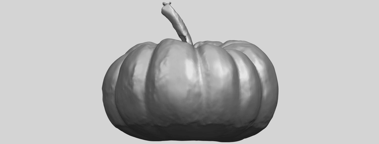 17_TDA0614_Pumpkin_02A07.png Download free STL file Pumpkin 02 • 3D print template, GeorgesNikkei