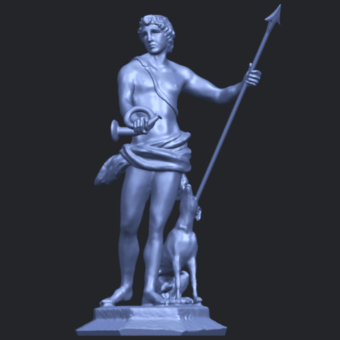 07_TDA0265_MeleagerB02.png Download free STL file Meleager • 3D printing model, GeorgesNikkei
