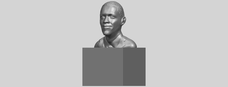 02_TDA0294_ObamaA02.png Download free STL file Obama • 3D print model, GeorgesNikkei