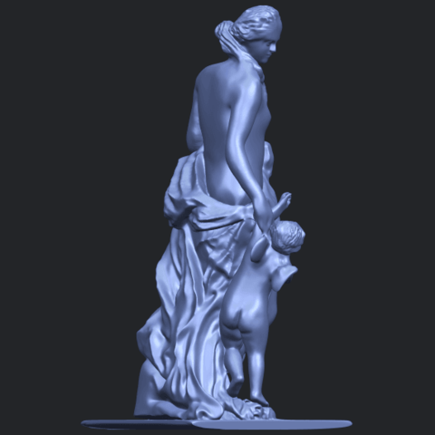 08_Mother_and_Child_v_80mmB08.png Download free STL file Mother and Child  05 • 3D printable model, GeorgesNikkei