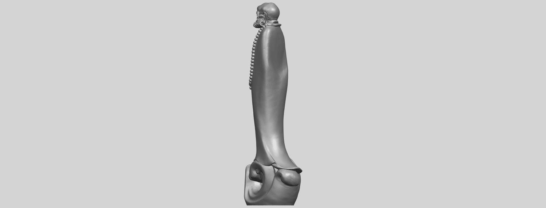 04_TDA0337_Da_Mo_iiiA04.png Télécharger fichier STL gratuit Da Mo 03 • Design pour impression 3D, GeorgesNikkei