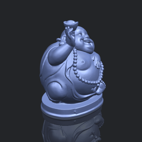 18_Metteyya_Buddha_07_-_88mmB00-1.png Download free 3DS file Metteyya Buddha 07 • 3D printer model, GeorgesNikkei
