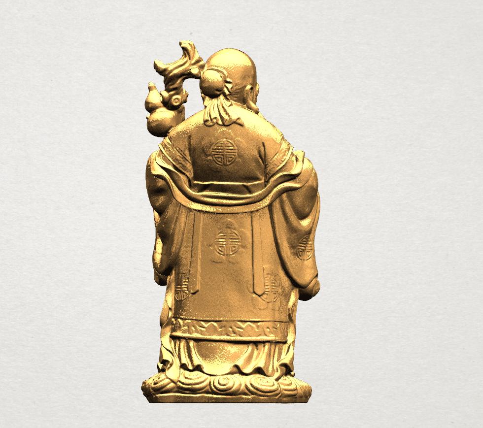 Sao (Fook Look Sao) 80mm - B04.png Download free STL file Sao (Fook Look Sao) • 3D printable model, GeorgesNikkei