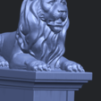 01_TDA0499_Lion_04A10.png Download free STL file Lion 04 • Template to 3D print, GeorgesNikkei