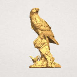 Download free STL file Eagle 01 • 3D printing design, GeorgesNikkei