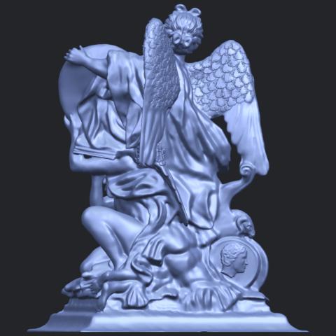 17_TDA0206_Angel_viB06.png Télécharger fichier STL gratuit Ange 06 • Modèle pour imprimante 3D, GeorgesNikkei