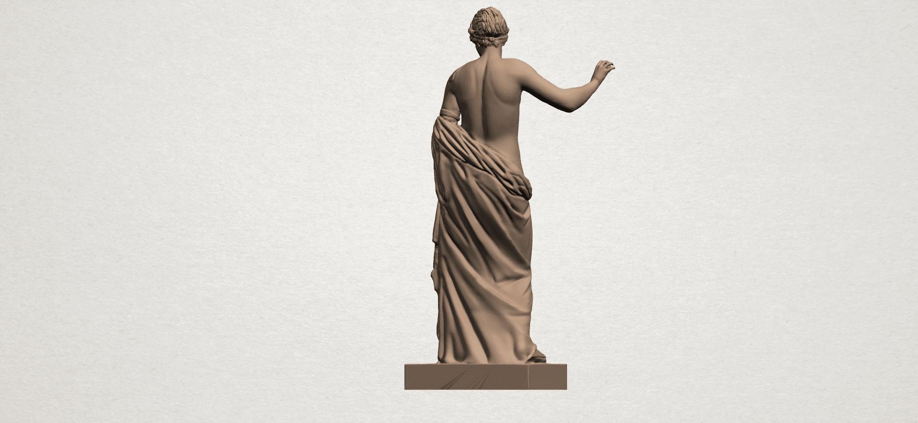 Naked Girl (xiv) A06.png Télécharger fichier STL gratuit Fille nue 14 • Plan pour imprimante 3D, GeorgesNikkei