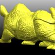 Télécharger fichier impression 3D gratuit Rhinocéros 01 Mâle, GeorgesNikkei