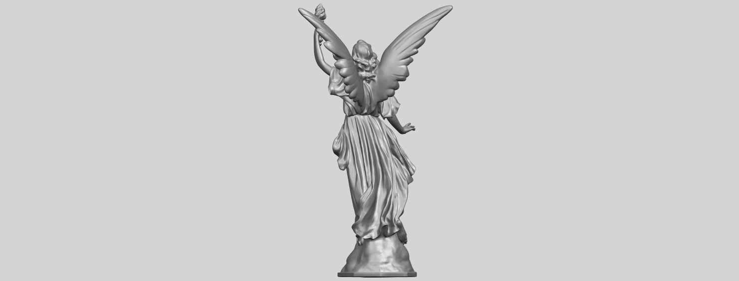 17_TDA0202_Statue_01_-88mmA06.png Download free STL file Statue 01 • Object to 3D print, GeorgesNikkei