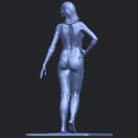 11_TDA0465_Naked_Girl_19_ex800B07.png Download free STL file Naked Girl 19 • 3D printer template, GeorgesNikkei