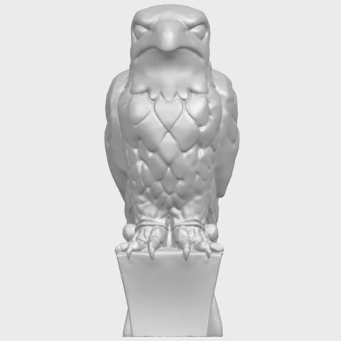 TDA0748_Eagle_05A09.png Télécharger fichier STL gratuit Aigle 05 • Design à imprimer en 3D, GeorgesNikkei
