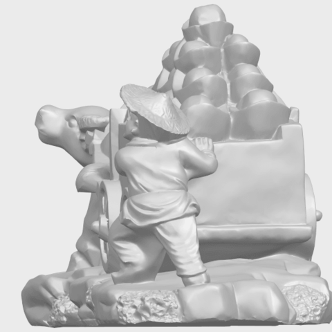 17_TDA0315_Golden_CarA03.png Download free STL file Golden Car • 3D printer template, GeorgesNikkei