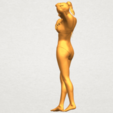 04.png Download free STL file Naked Girl D03 • 3D printing template, GeorgesNikkei