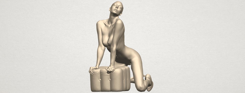 TDA0290 Naked Girl B07 08.png Télécharger fichier STL gratuit Fille Nue B07 • Objet pour imprimante 3D, GeorgesNikkei