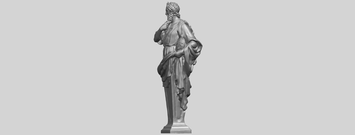 06_TDA0460_Plato_ex1900A03.png Download free STL file Plato • 3D printing template, GeorgesNikkei